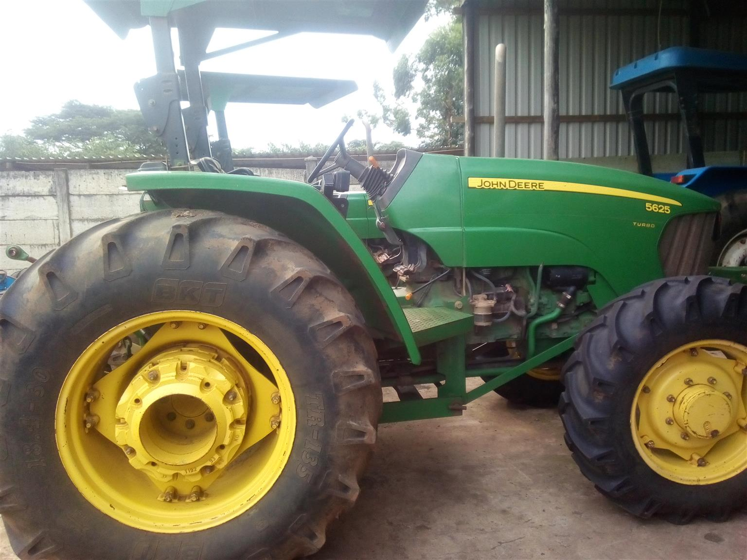 4 X TRACTORS PACKAGE DEAL