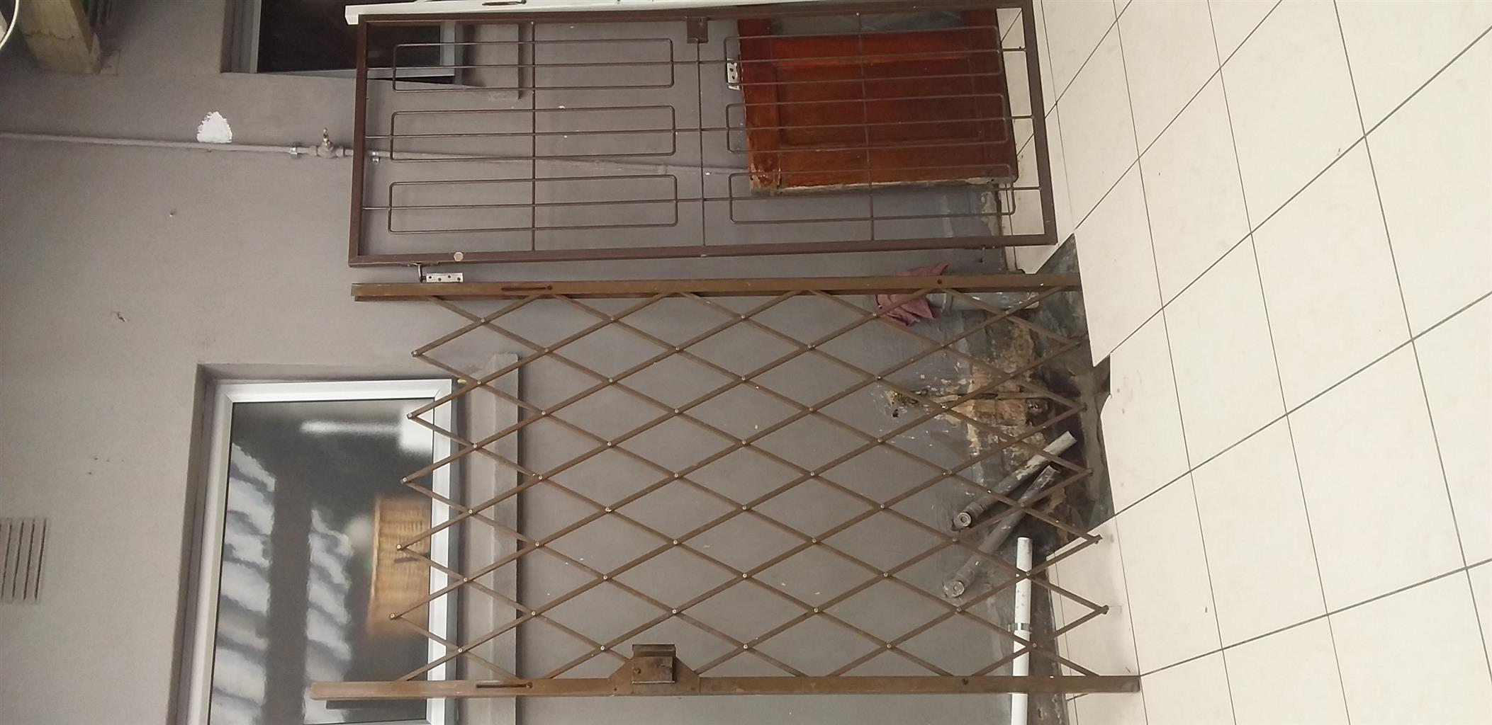 Xpanda Security Gate and burglar bar gates.