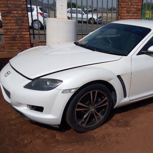 RX8 stripping for spares