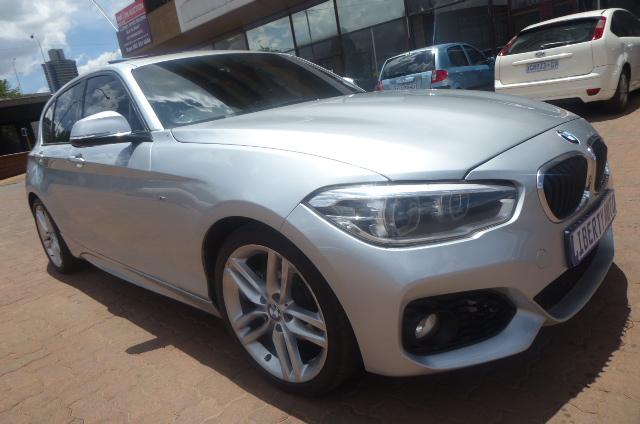 2016 BMW 1 Series 120i 5 door M Sport sports auto
