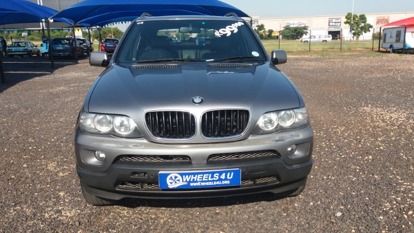 2005 BMW X5 xDrive30d