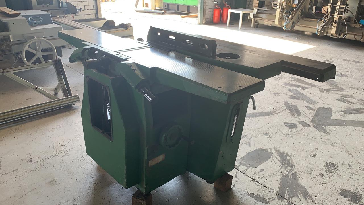 Planer, 4-Combination, 250mm Planer, Ticknesser, Spindle, Ripsaw