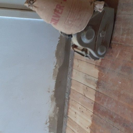 wooden flooring and sanding