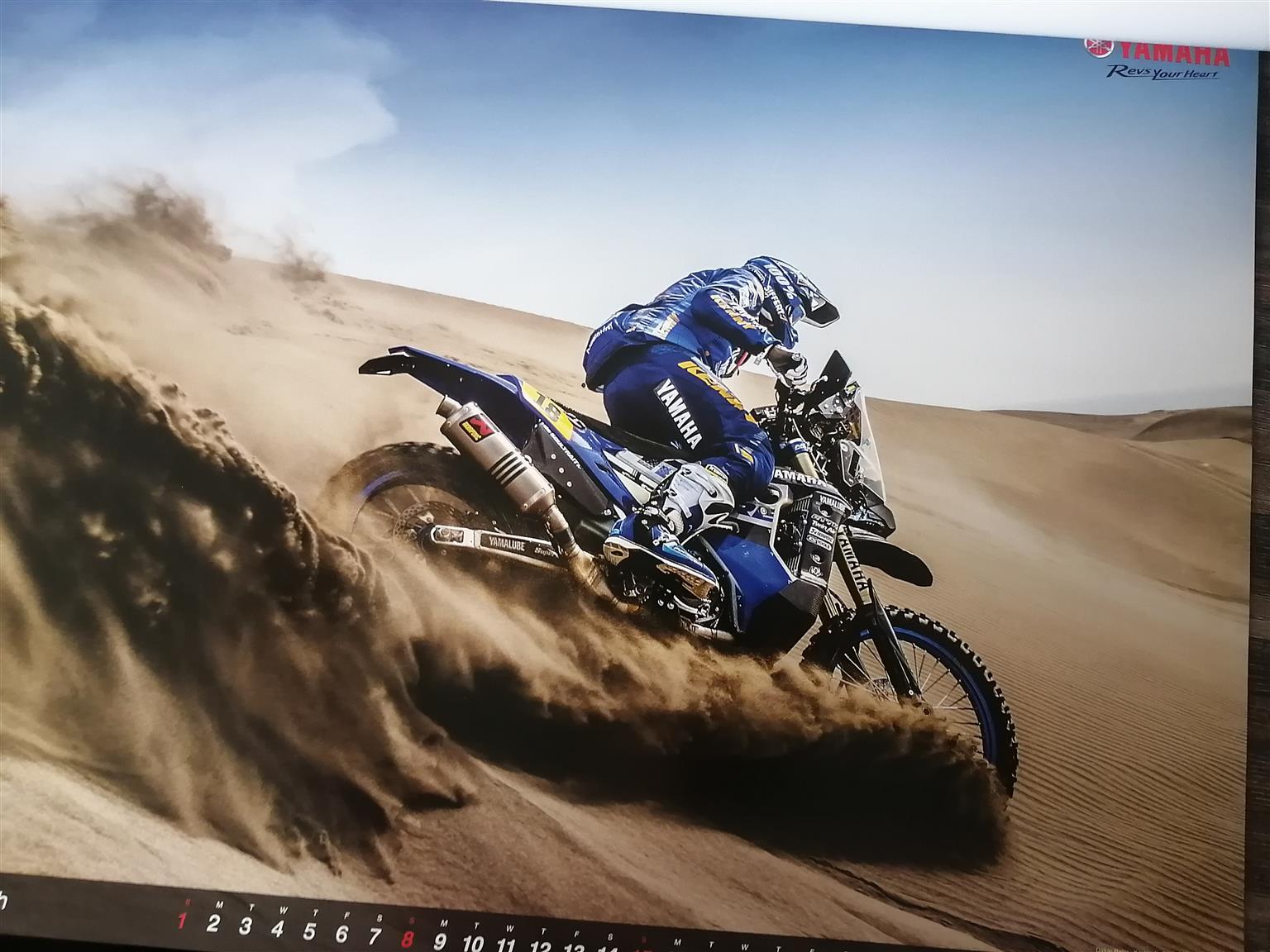 2020 Yamaha AG