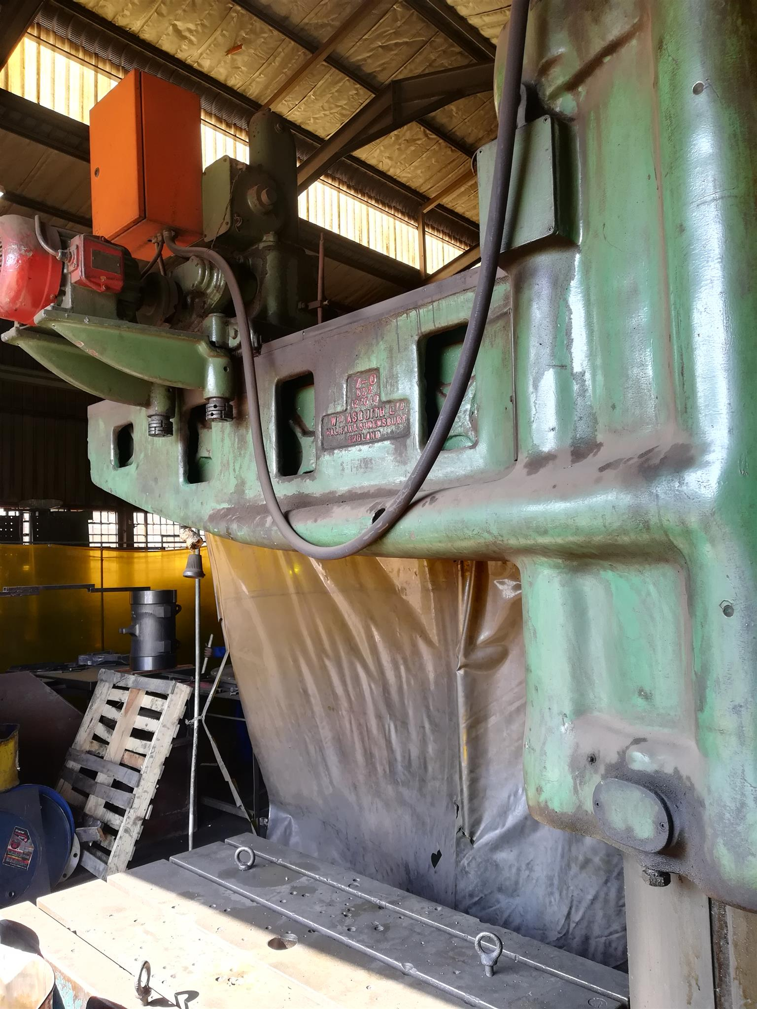 Asouth Heavy Duty Radial Arm drill for sale