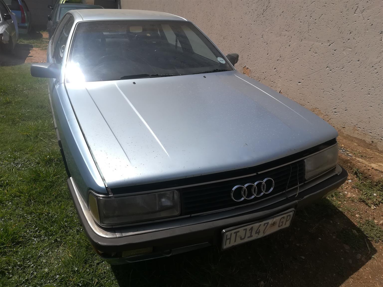 1992 Audi 500