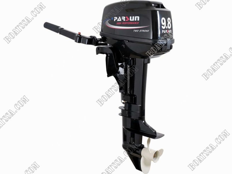 (C) PARSUN OUTBOARD T9.8HP SHORT SHAFT