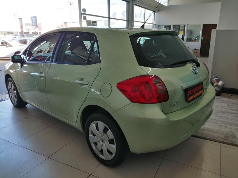 2009 Toyota Auris 1.6 RT