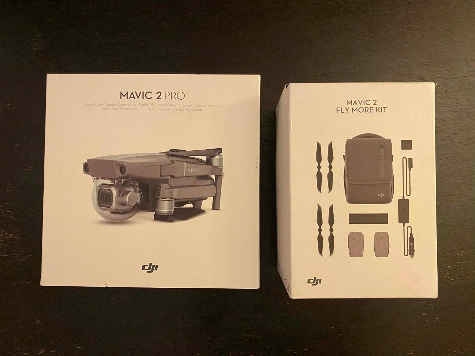 used mavic 2 pro