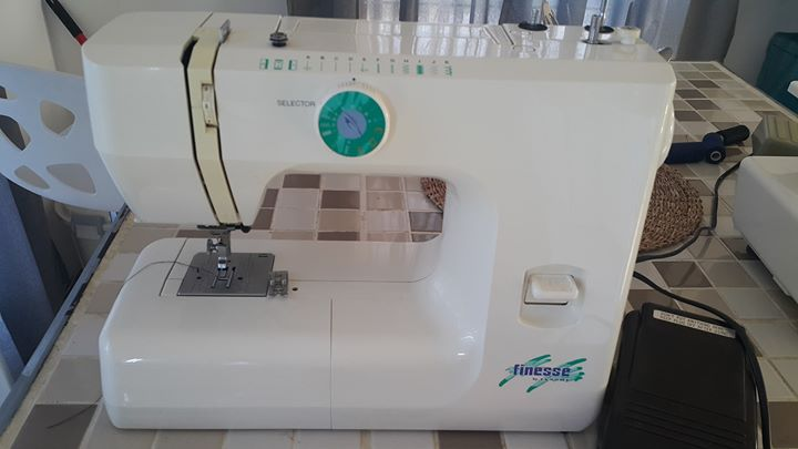 Finesse by Janome for sale.