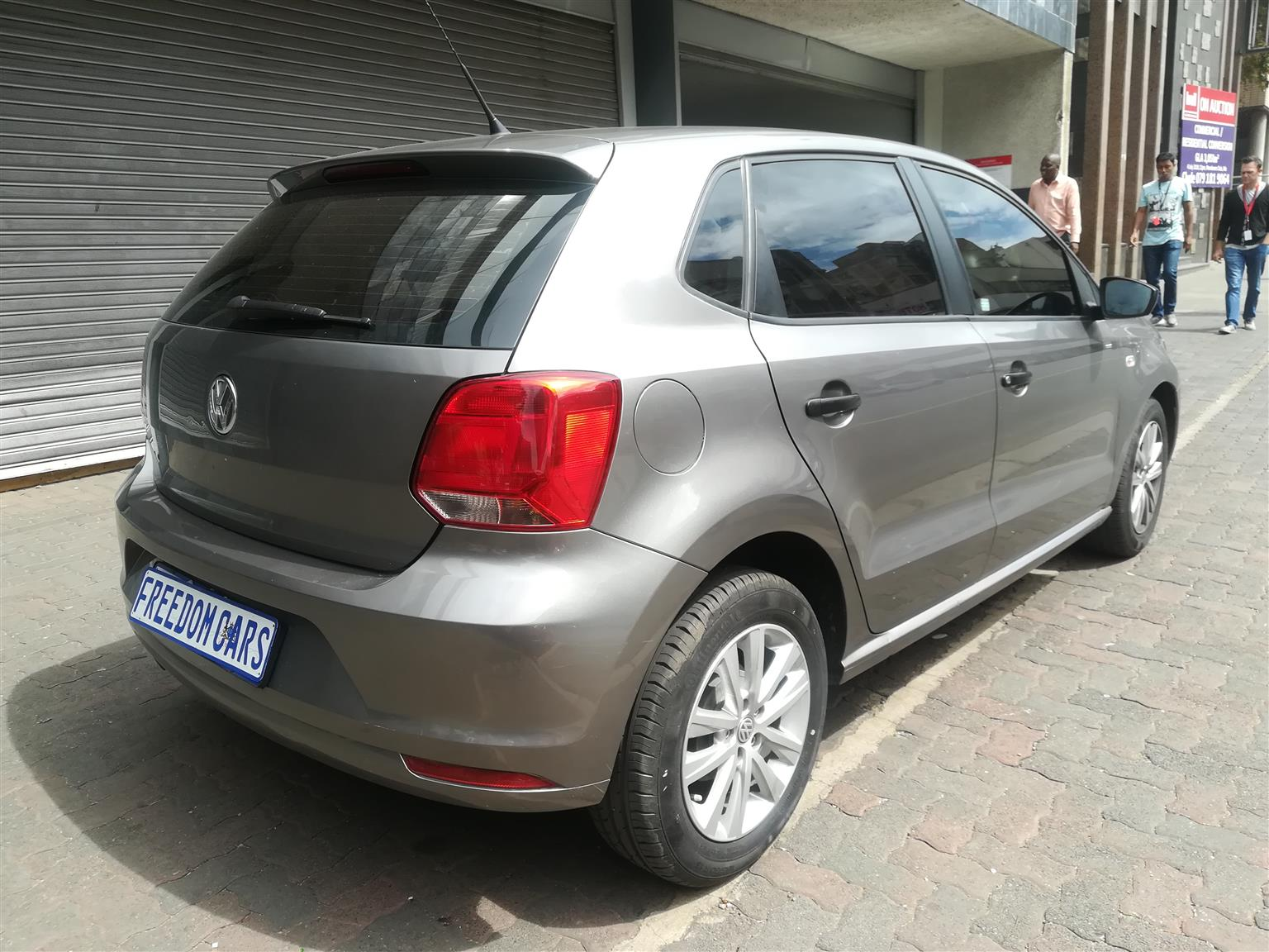 2018 VW Polo Vivo hatch 1.4 Trendline
