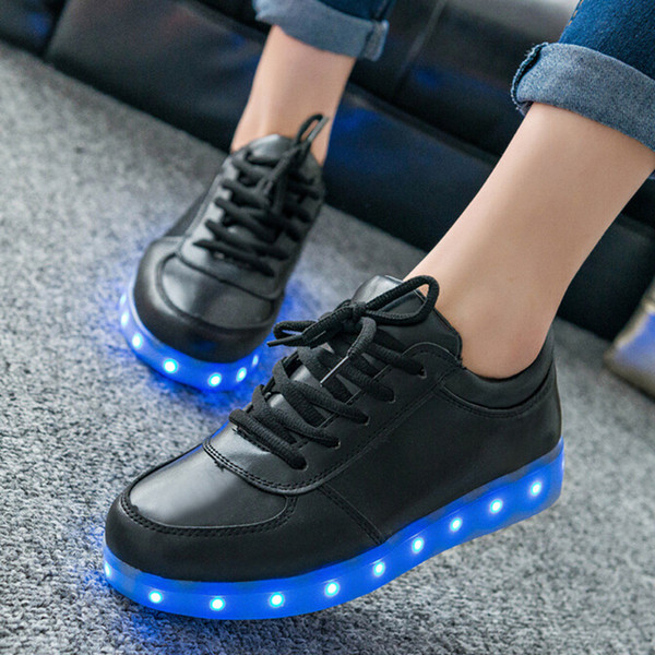 40413809b487 BIG SALE  LED LIGHT UP SNEAKERS  SHANDIS  LED SNEAKERS AVAILABLE AT R360  TODAY