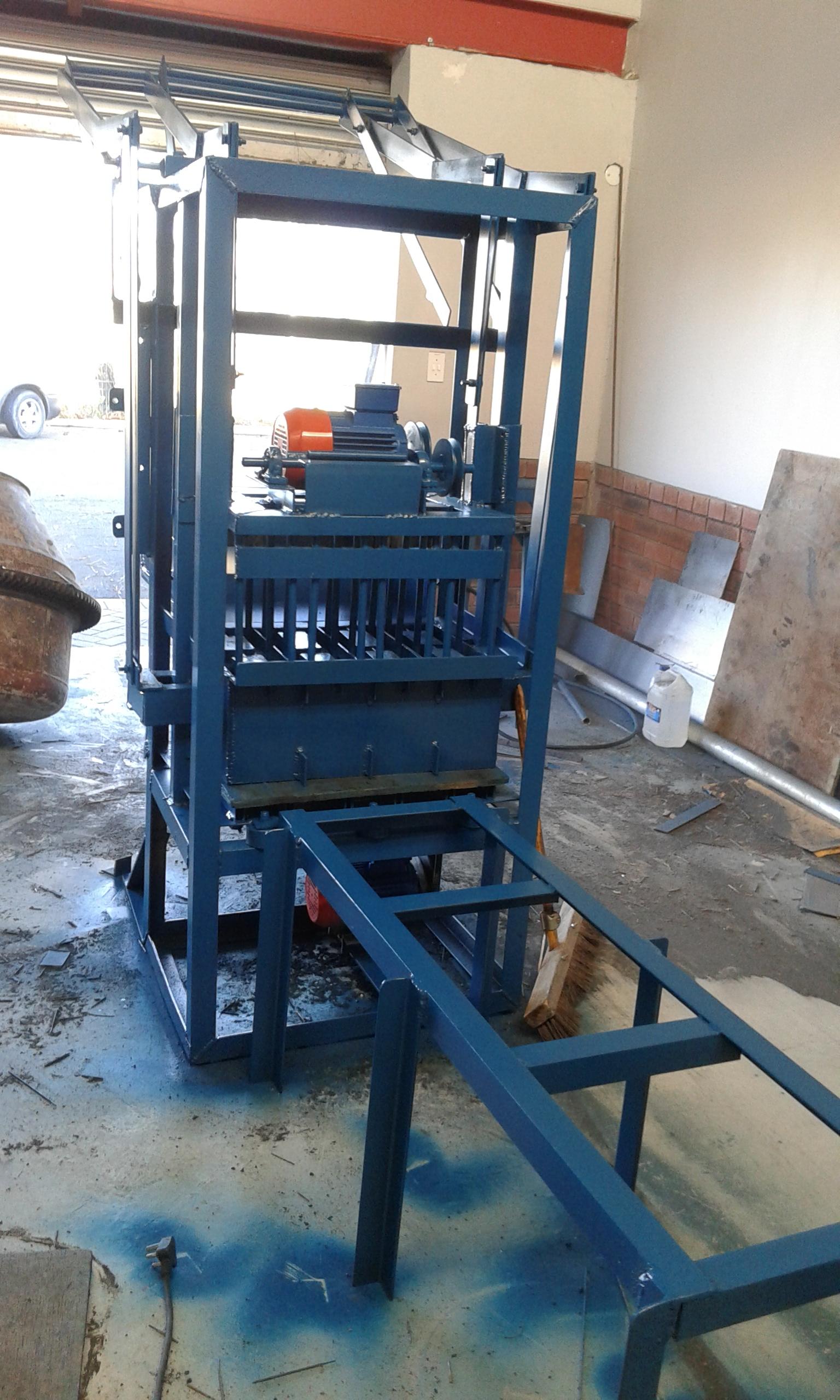 New static block machine