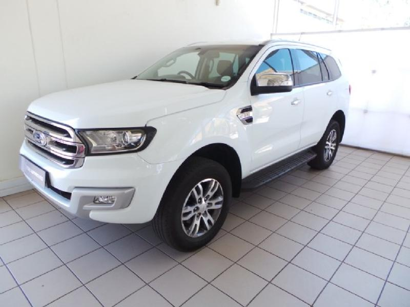 2018 Ford Everest 2.2 XLT auto