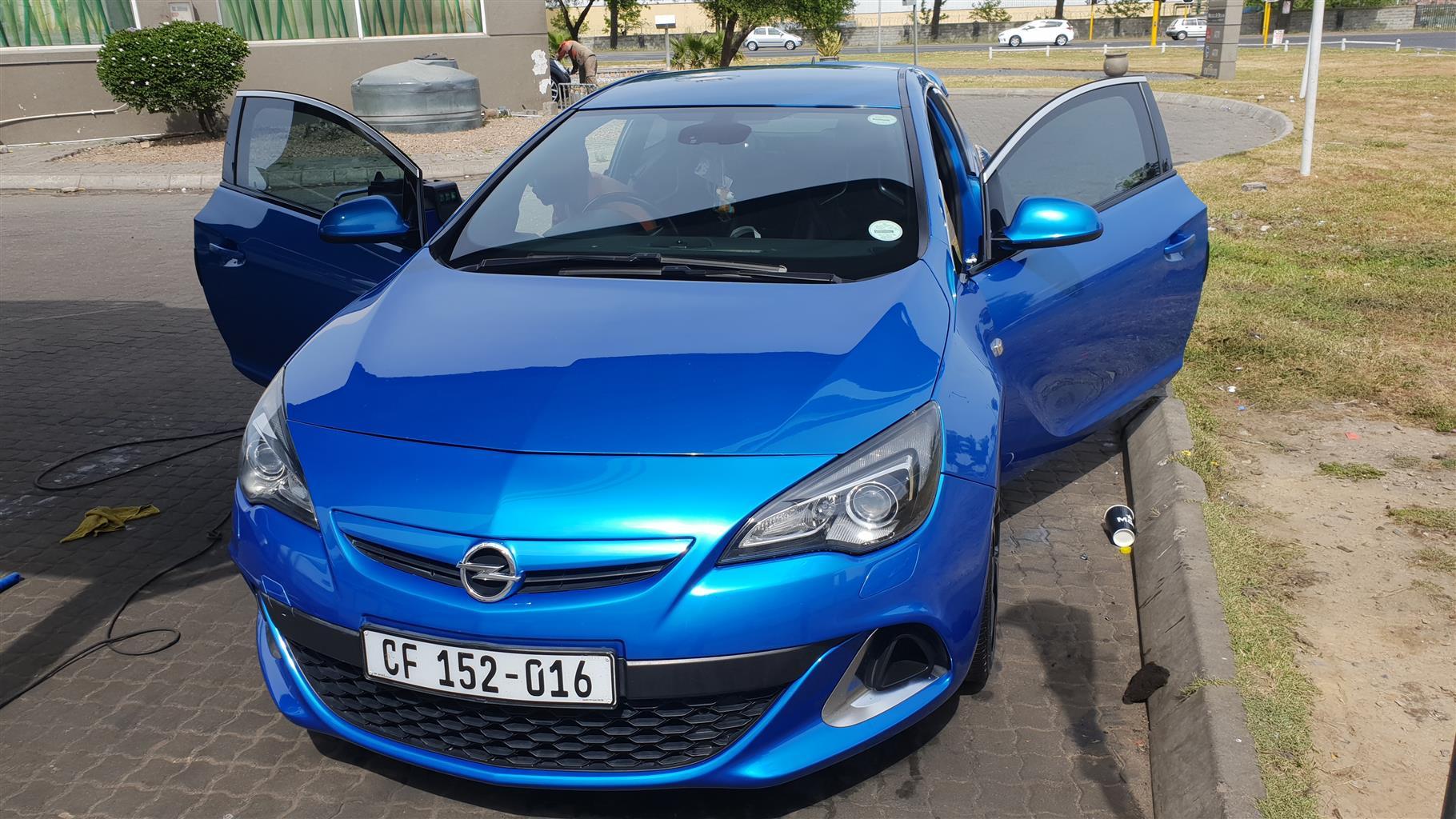 2013 Opel Astra 2.0 Turbo Sport