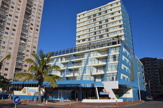 Durban Spa 6 sleeper Cabana