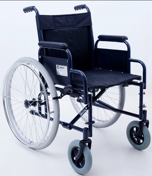 MR WHEELCHAIR AMPUTEE