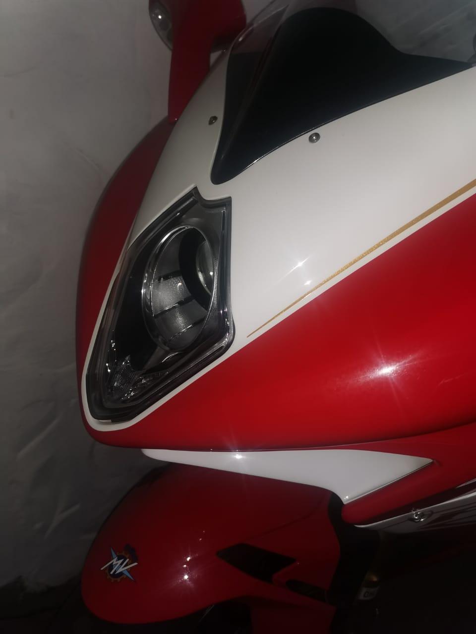 2013 M V Agusta F4 RR Corsa Corta.