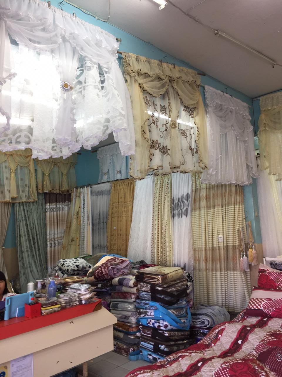 Bedding/Curtain Store (Vereeniging)