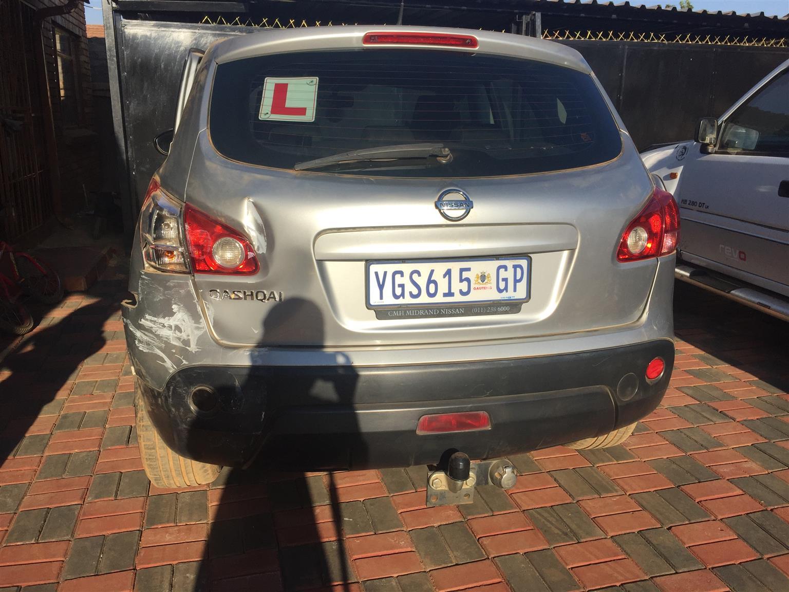 2009 Nissan Qashqai QASHQAI 1.2T VISIA