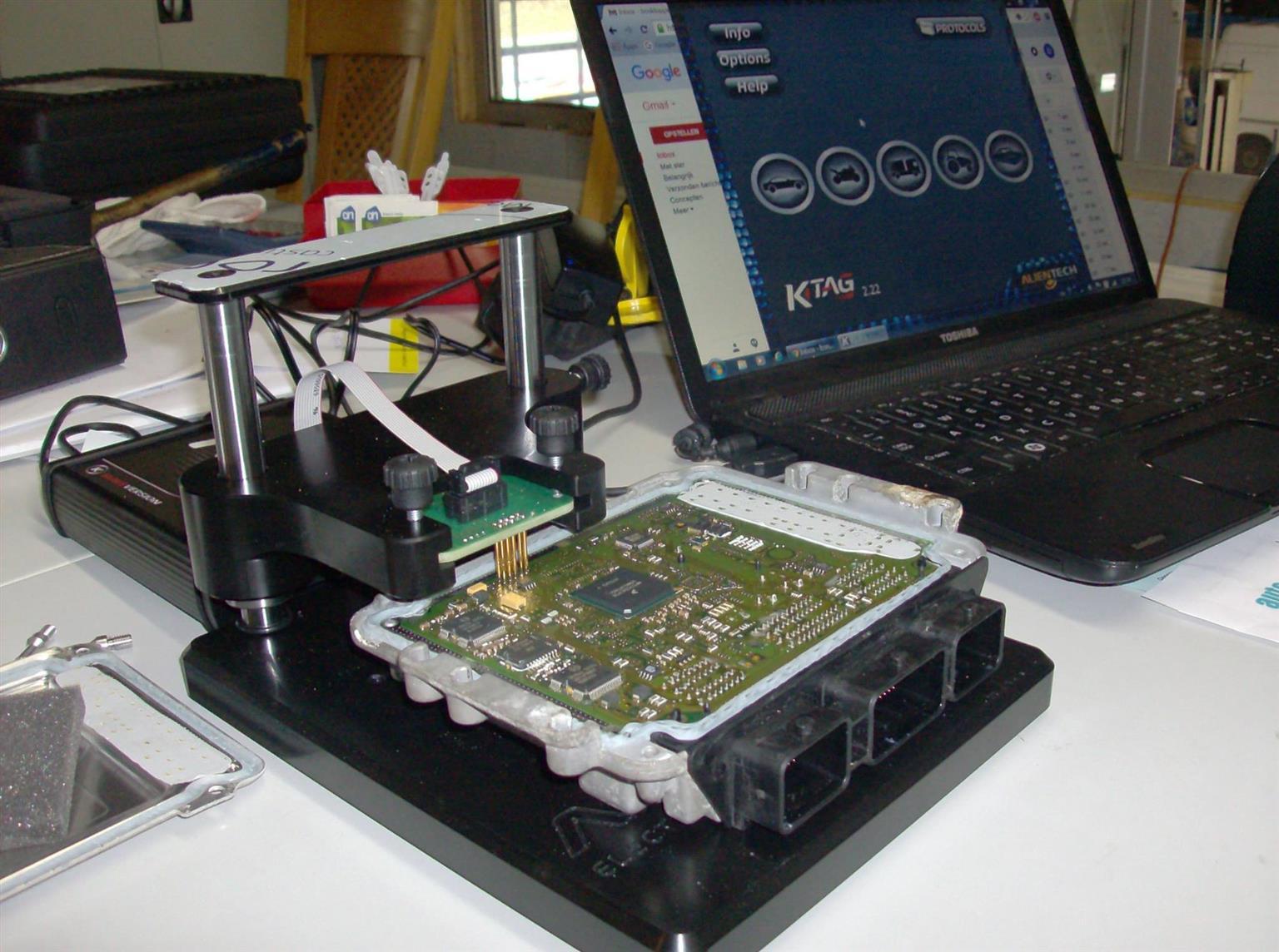 ECU Remapping (Software Upgrade)