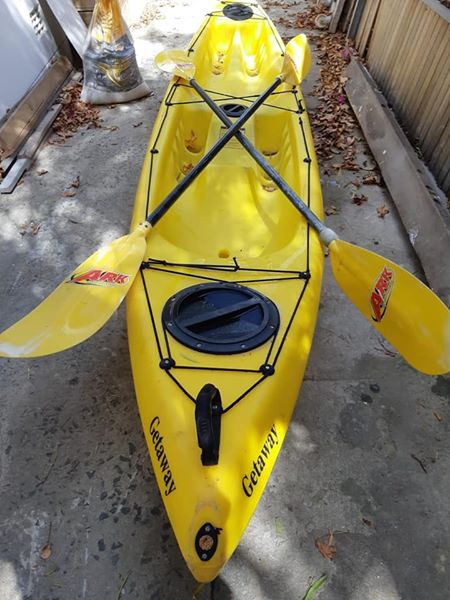 Ark 2 Seater Kayak