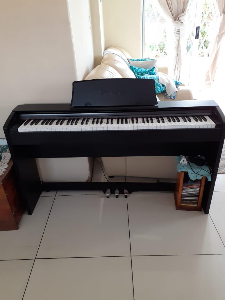 Privia Casio piano