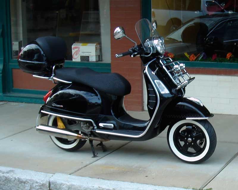 White wall Inserts - Motorbikes