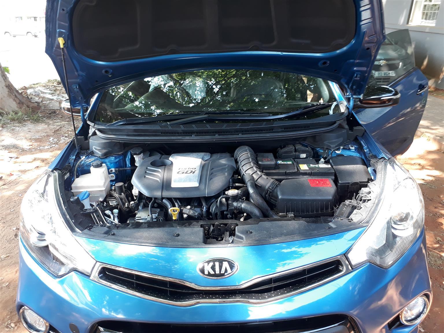 2015 Kia Cerato Koup 2.0 SX automatic