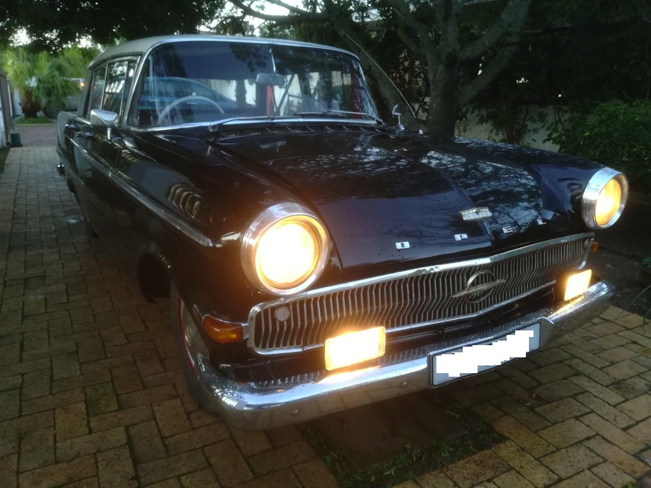 63 Opel Kapitan