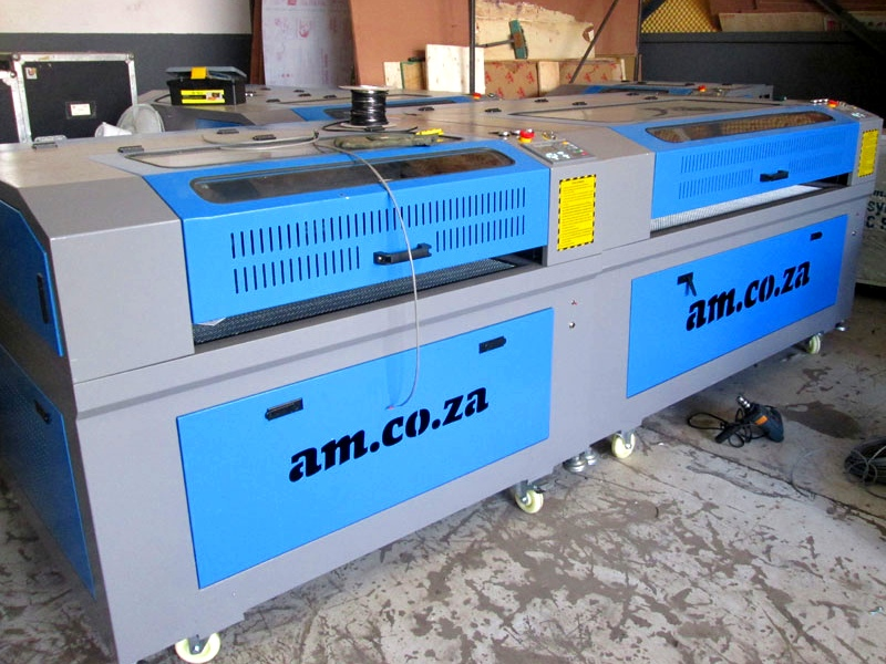 LC2-9060/S60 TruCUT Performance Range 900x600mm Cabinet Type, Separable Body Laser Cutting
