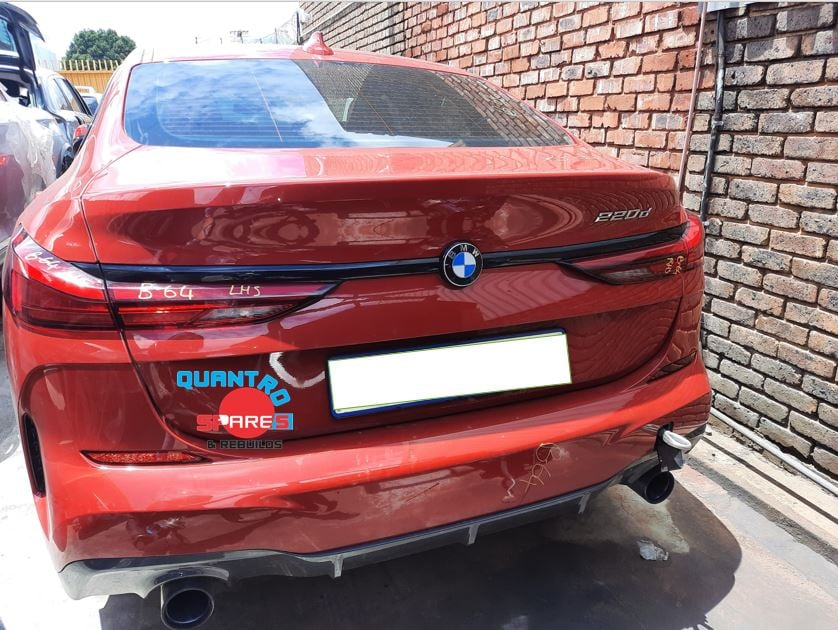 Looking for bmw or mini spares bmw 2 series f44 gran coupe bootlid for sale