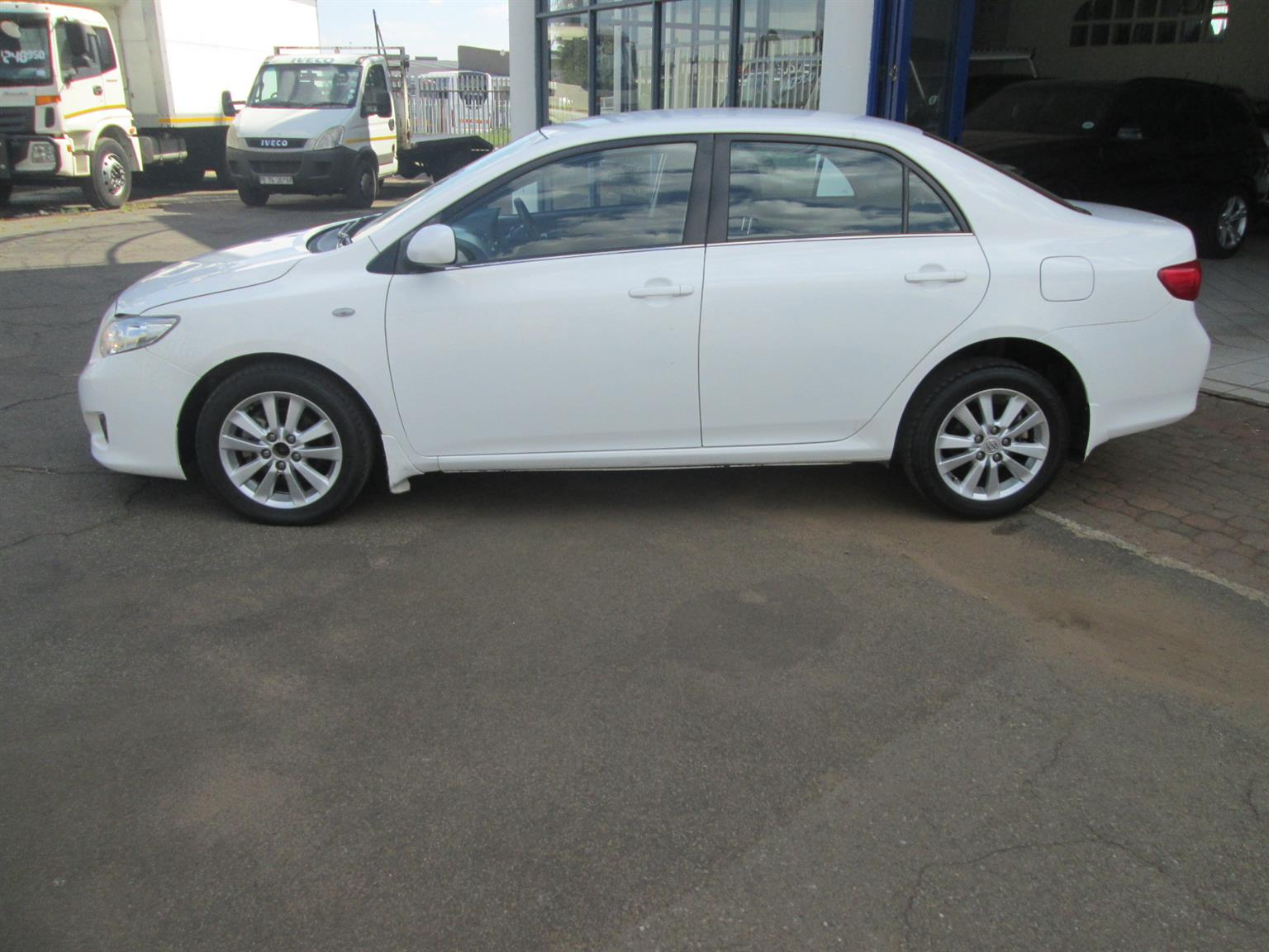 2009 Toyota Corolla 1.3 Advanced