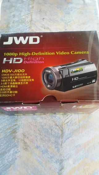 JWD Video camera for sale