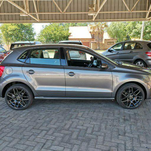2013 VW Polo hatch POLO 1.6 CONCEPTLINE 5DR