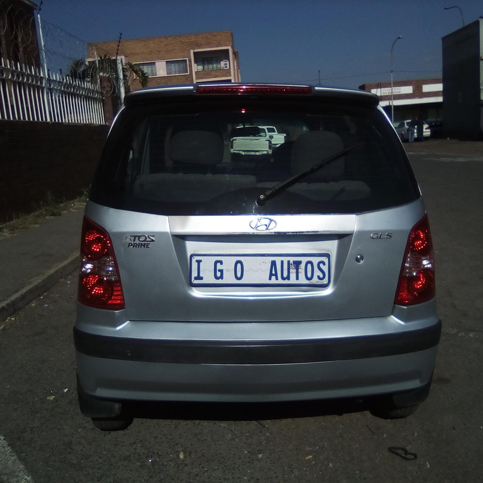 2012 Hyundai Atos