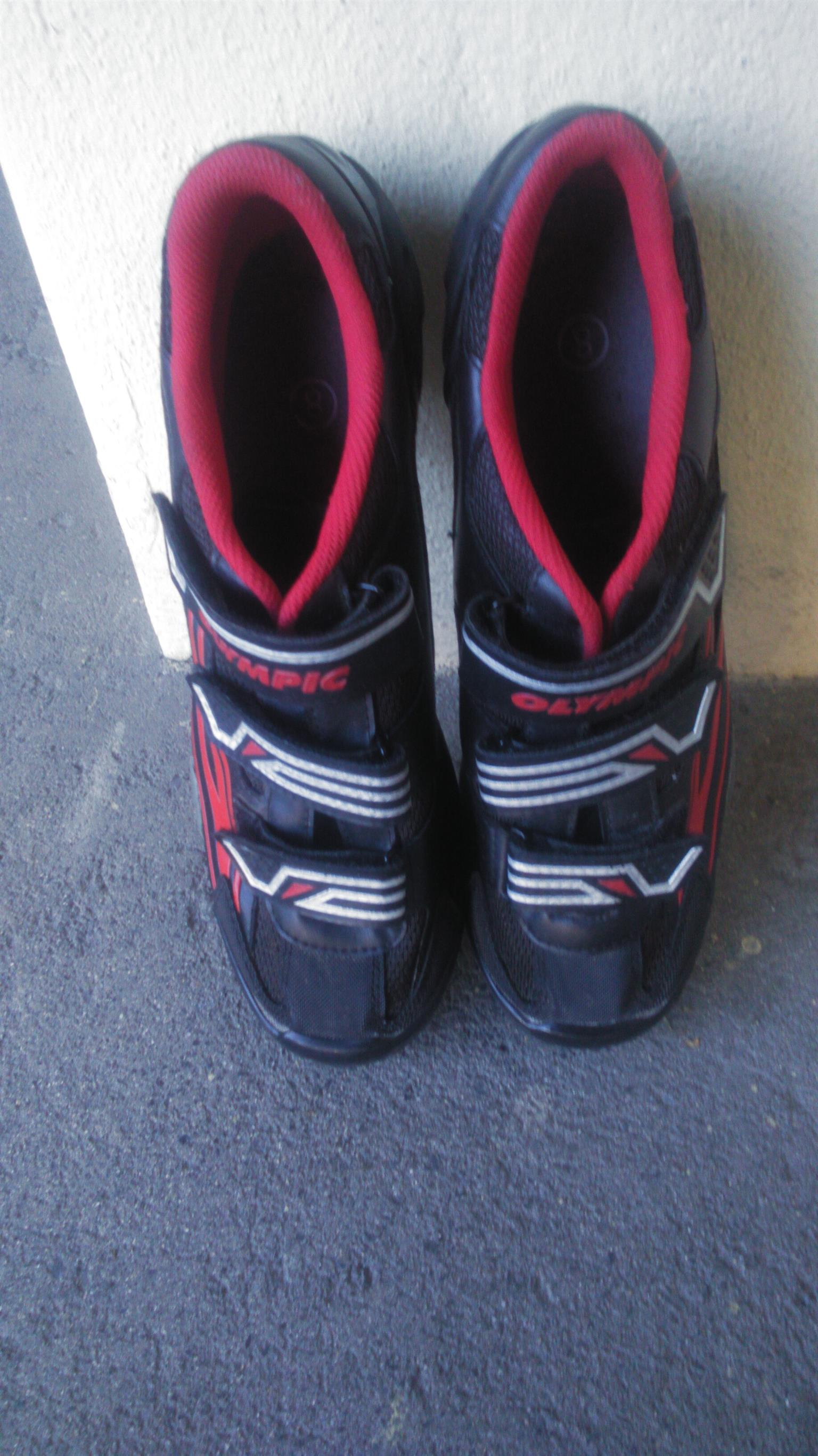 Olympic Cleat Cycling Shoes