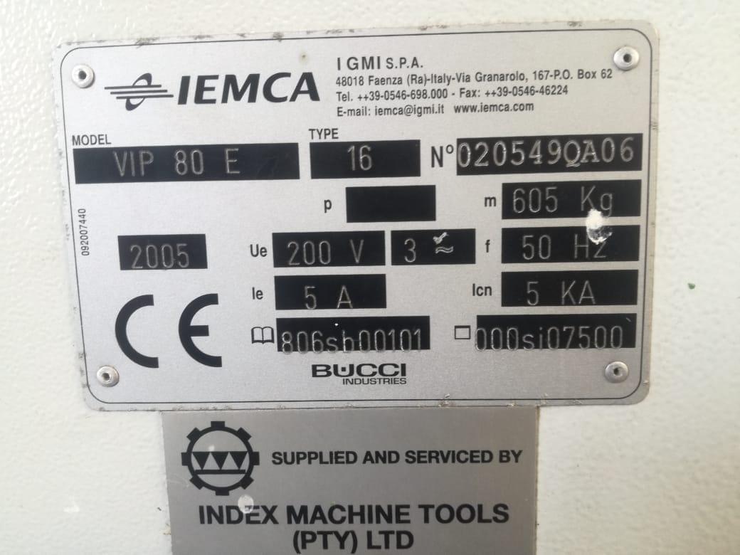 IEMCA Bar Feeder