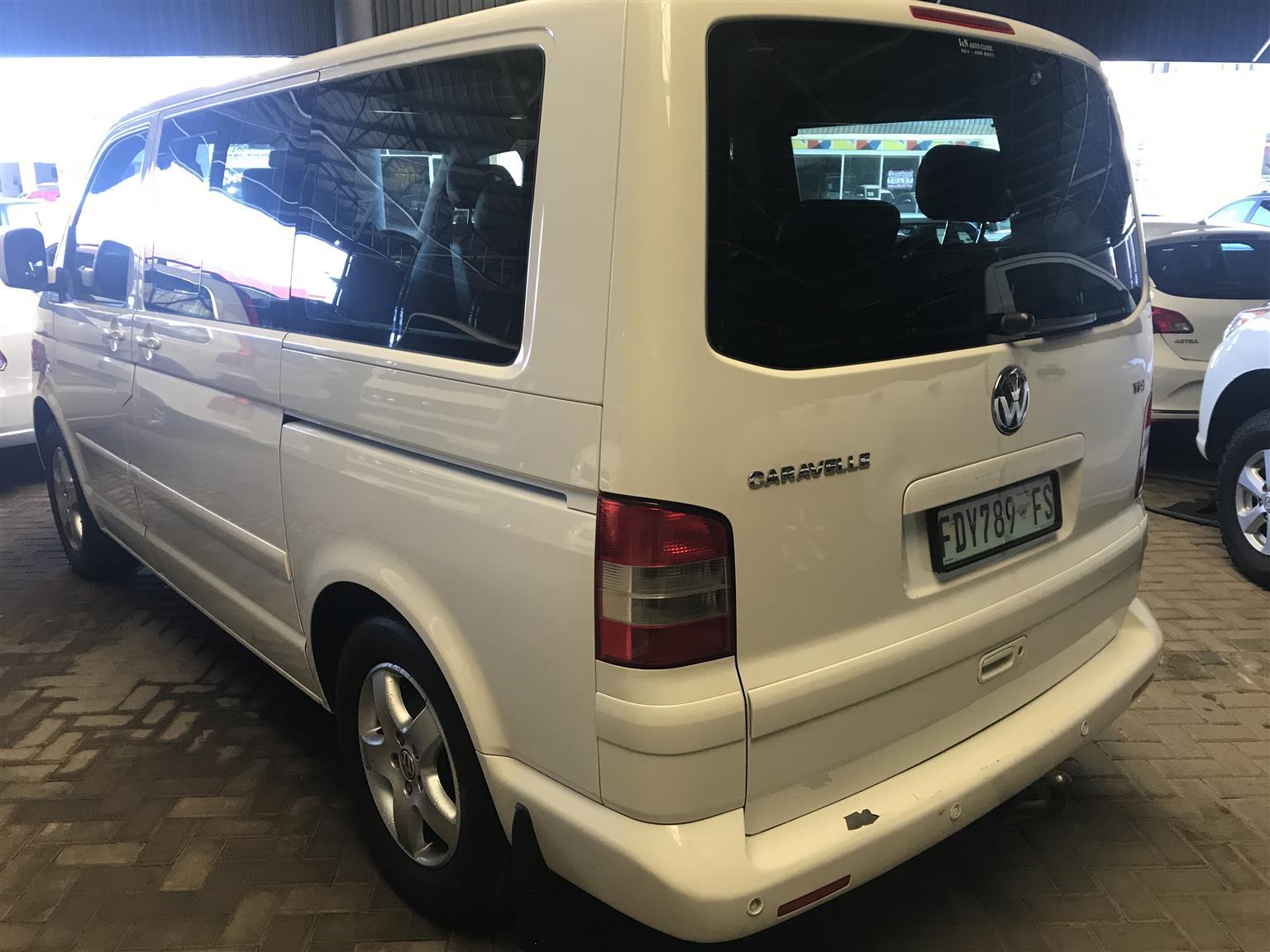 2008 VW Caravelle 2.5TDI