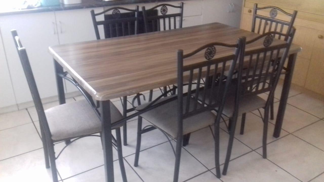 6seater kitchen table