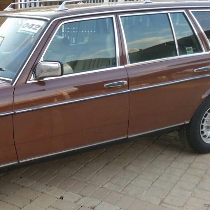 Classic Cars Mercedes-Benz