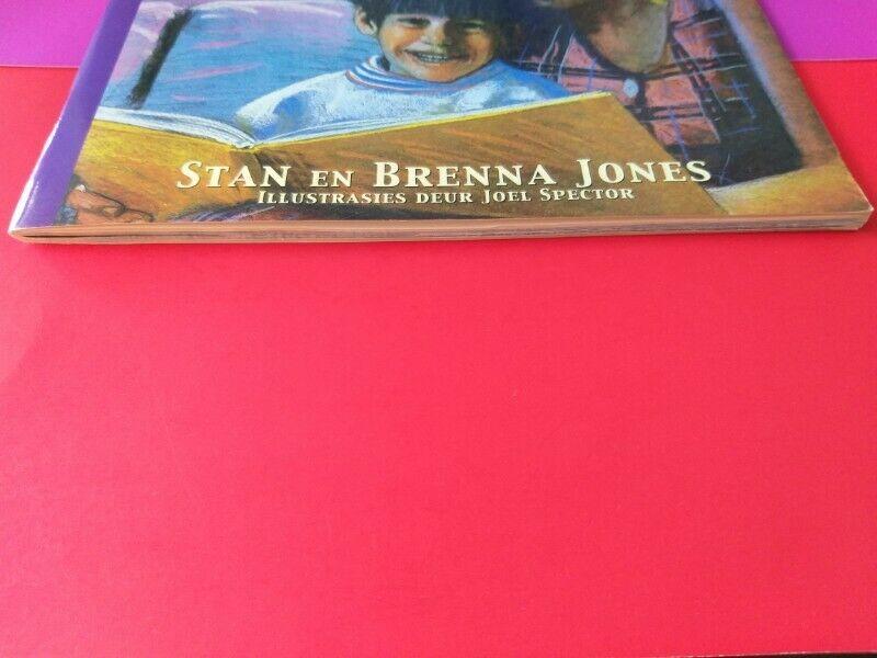 Waar Kom Ek Vandaan? - Stan Jones - Brenna Jones - Boek 1 Een.