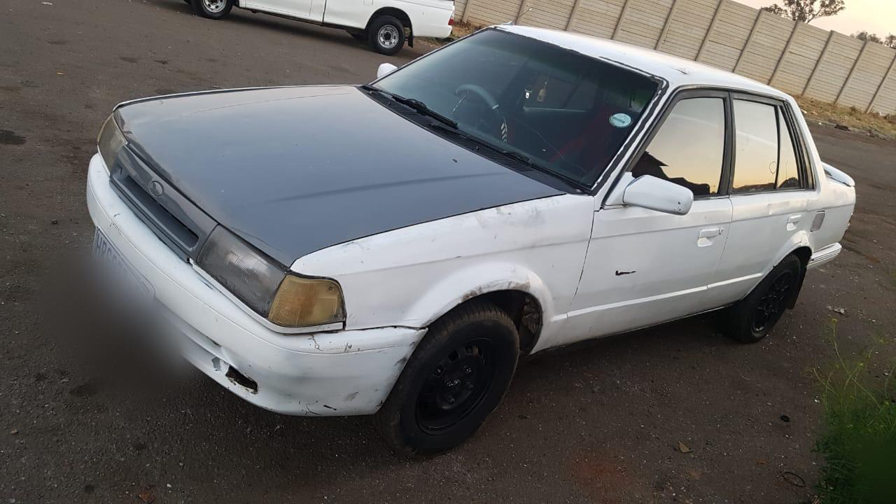 1992 Ford Meteor