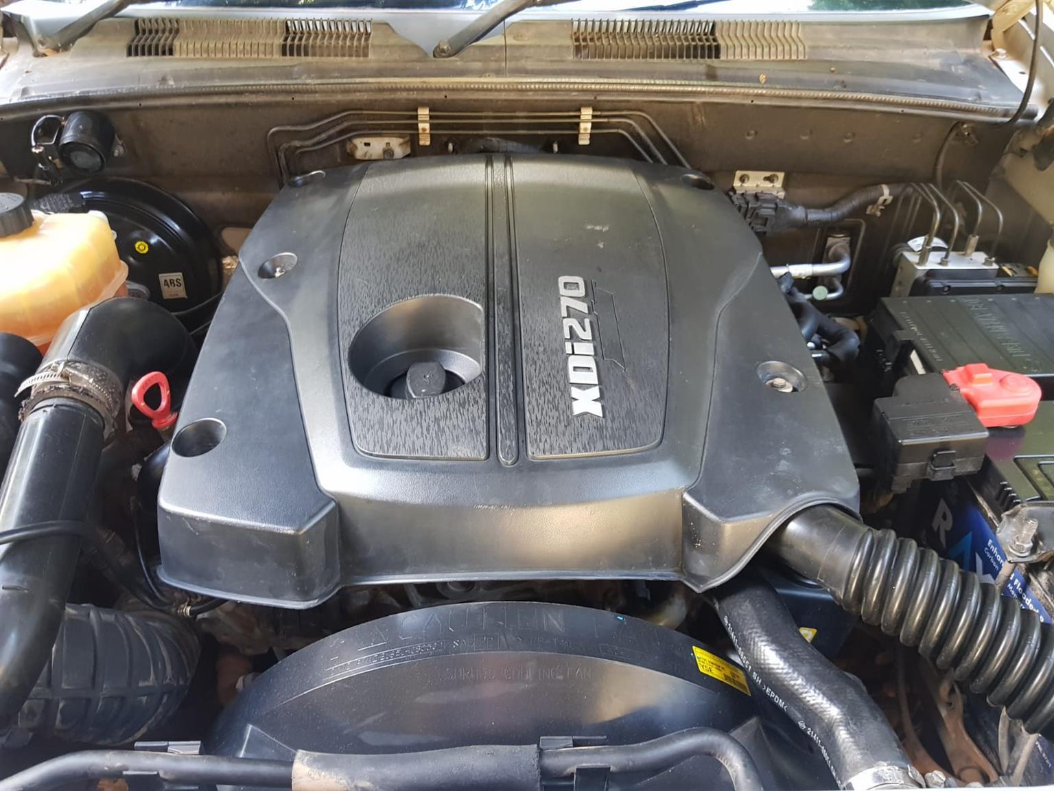 2010 Ssangyong Rexton 270 Xdi