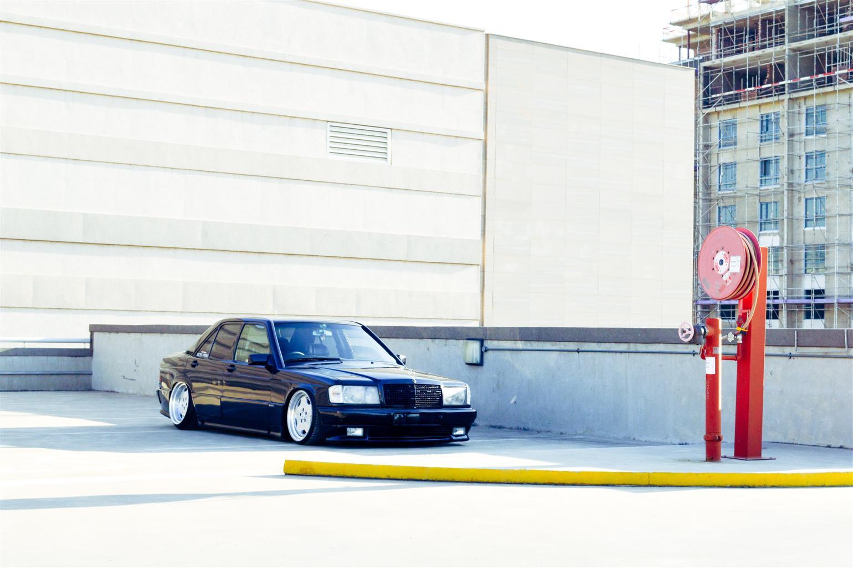 1993 Mercedes Benz 190