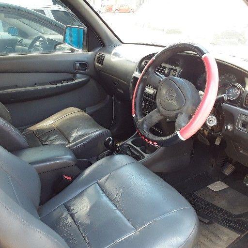2000 Mazda Drifter SLX 2.5 TDI