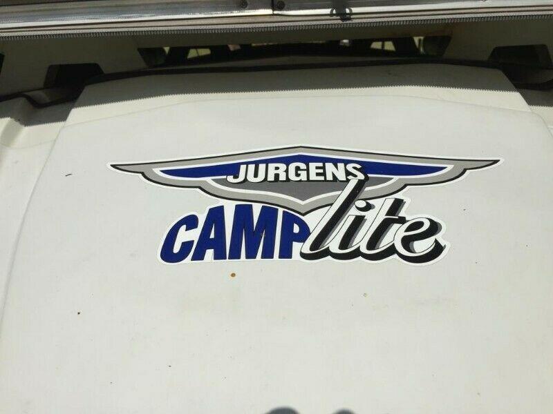 2012 Jurgens Camplite Trailer for sale