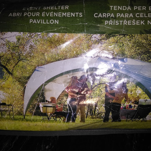 Cazibo Dome Type 4x5, with 4 side panels to close, with brand new ground cover for sale REDUCED PRICE, stunning condition!