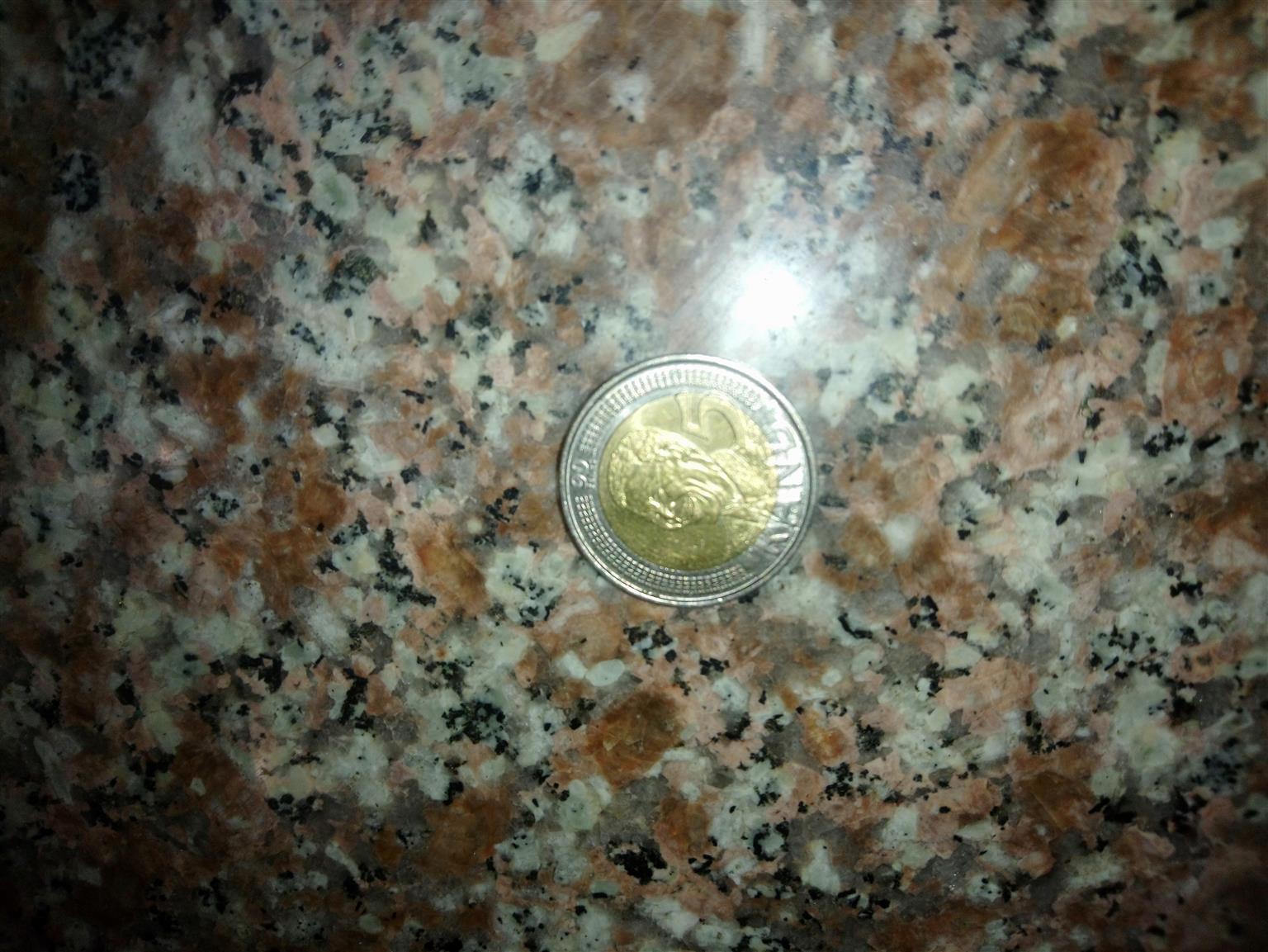 Rare Mandela coins for sale