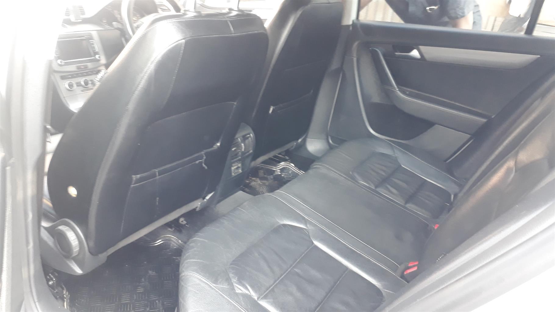 2013 VW Passat PASSAT 2.0 TDI LUXURY DSG